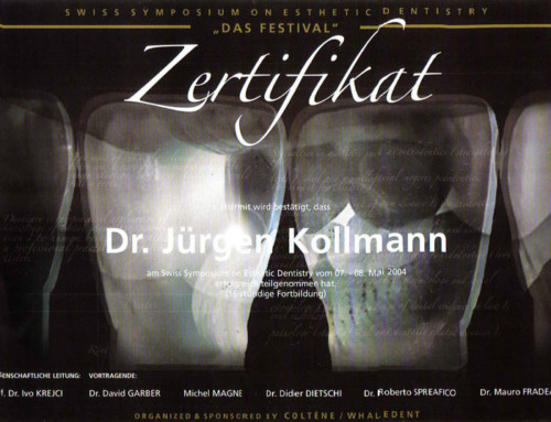 SWISS SYMPOSIUM ON ESTHETIC DENISTRY