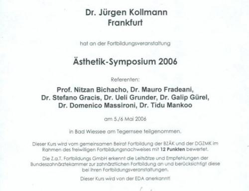Ästehtik-Symposium 2006