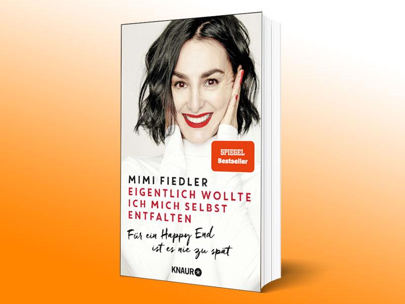 Buchempfehlung: »Mimi Fiedler – Eigentlich wollte ich mich selbst entfalten«
